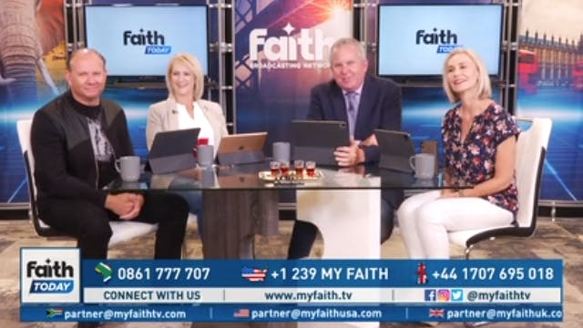 Faith Today Special (08-07-2020)