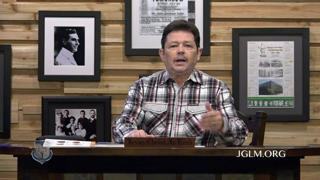John G Lake Ministries (04-13-2020)