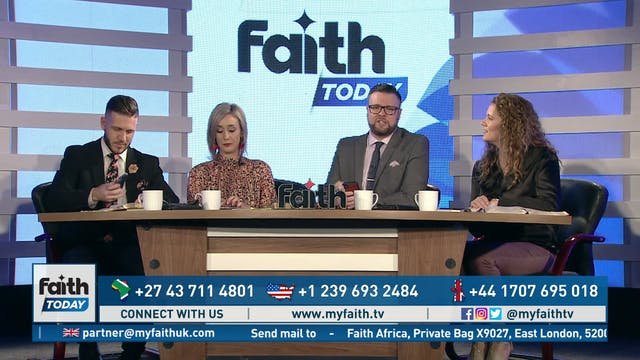 Faith Today Special (10-16-2020)