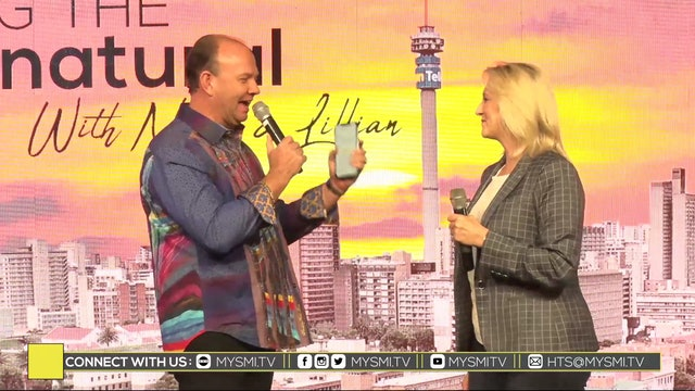 Hosting The Supernatural With Nicky & Lillian (04-04-2021)