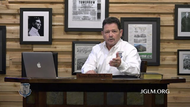 John G Lake Ministries (03-30-2020)
