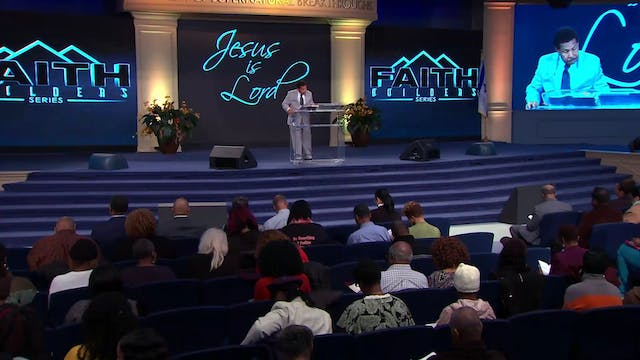 Believer's Walk Of Faith (05-11-2020)