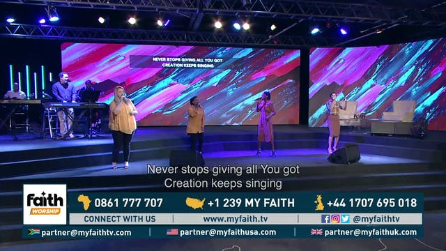 Faith Worship @ The River (05-31-2020)