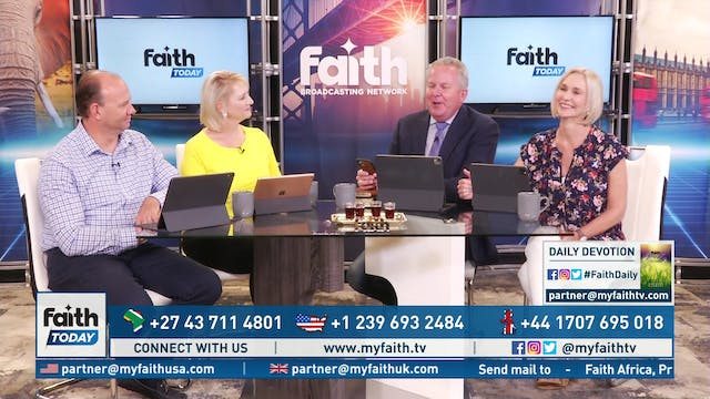 Faith Today Special (06-10-2020)