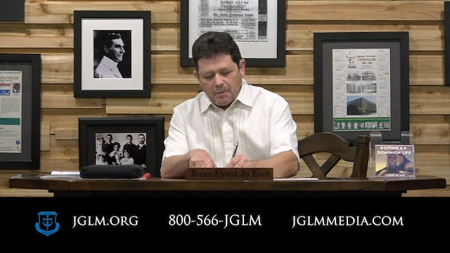 John G Lake Ministries (08-20-2020)