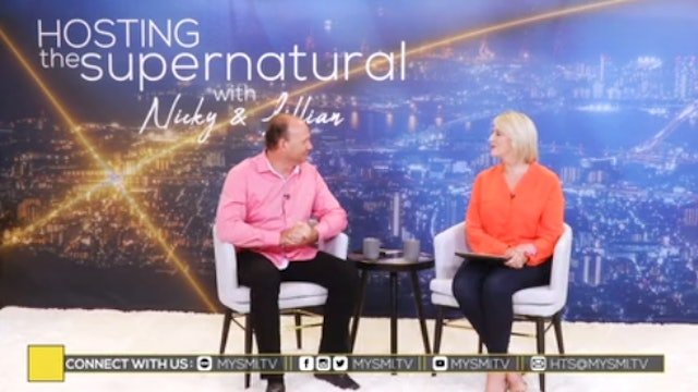 Hosting The Supernatural With Nicky & Lillian (06-14-2020)