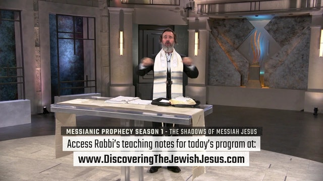 Discovering The Jewish Jesus (07-22-2020)
