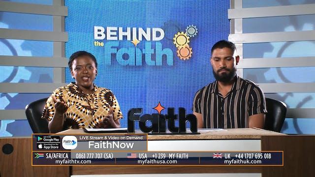 Behind The Faith (11-25-2020)