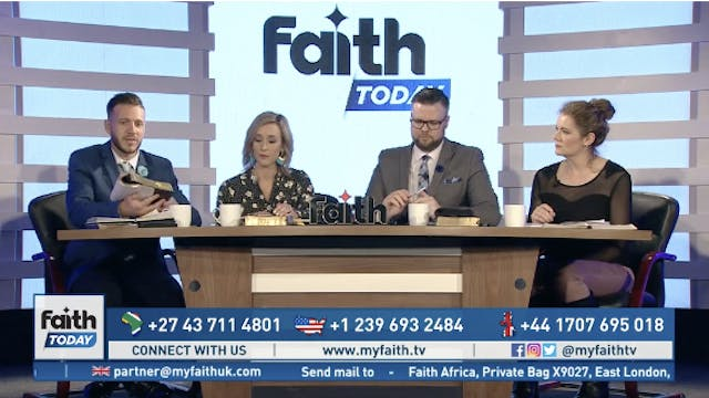 Faith Today Special (11-09-2020)