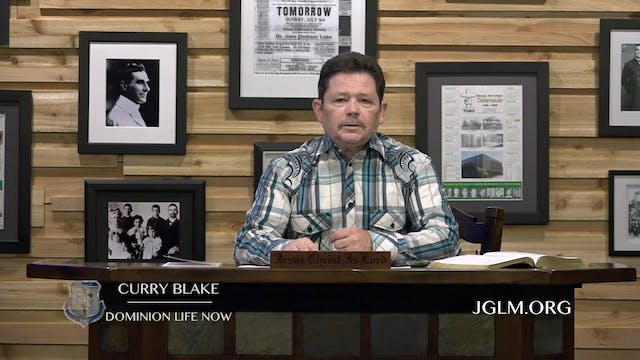 John G Lake Ministries (04-06-2020)