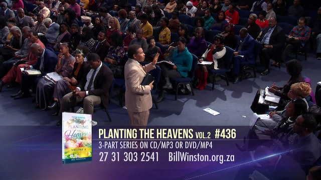 Believer's Walk Of Faith (11-03-2020)