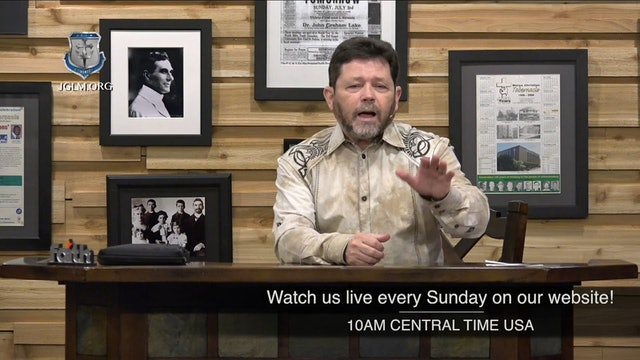 John G Lake Ministries (12-11-2020)