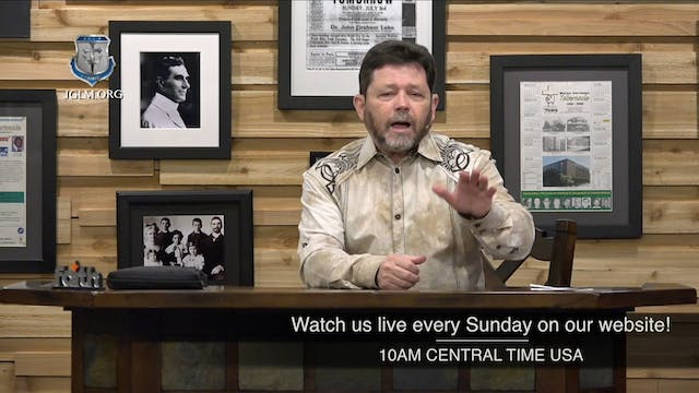 John G Lake Ministries (12-11-2020)