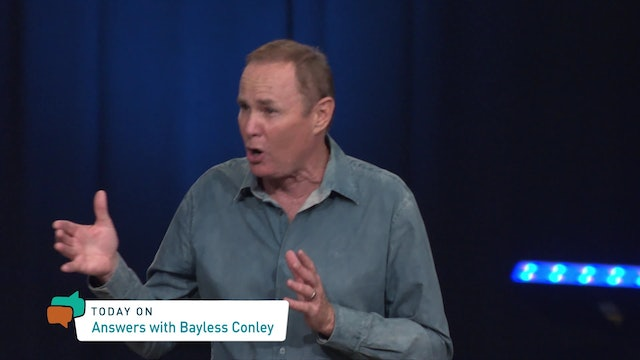 Answers With Bayless Conley (05-01-2021)