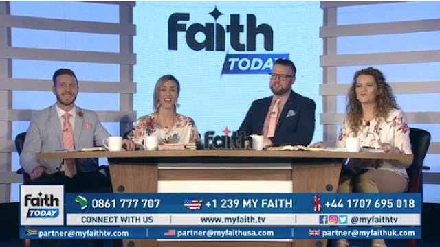 Faith Today Special (09-18-2020)