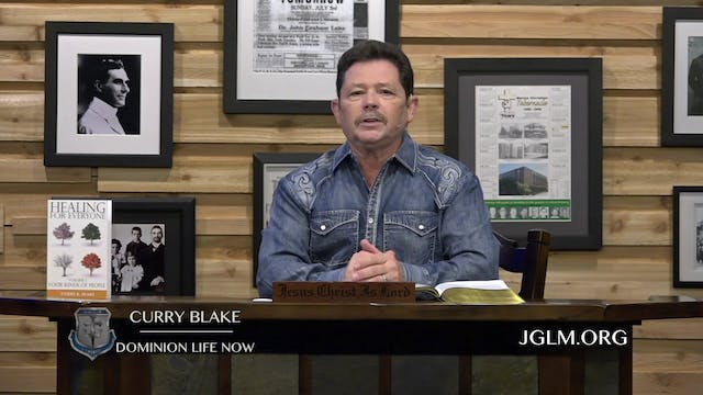 John G Lake Ministries (04-07-2020)