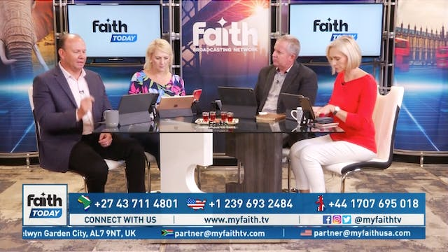 Faith Today Special (10-13-2020)