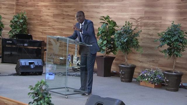 Divine Restoration Ministries (02-28-2021)