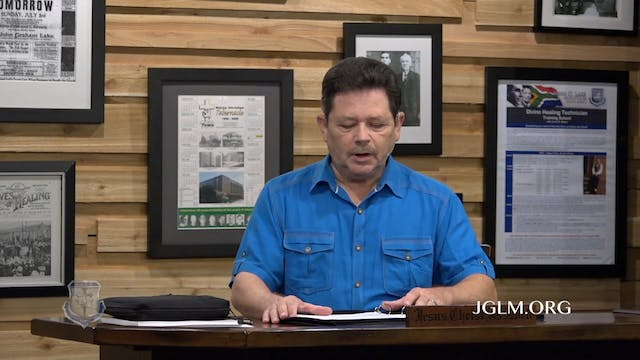 John G Lake Ministries (06-18-2020)