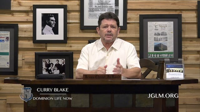 John G Lake Ministries (08-25-2020)