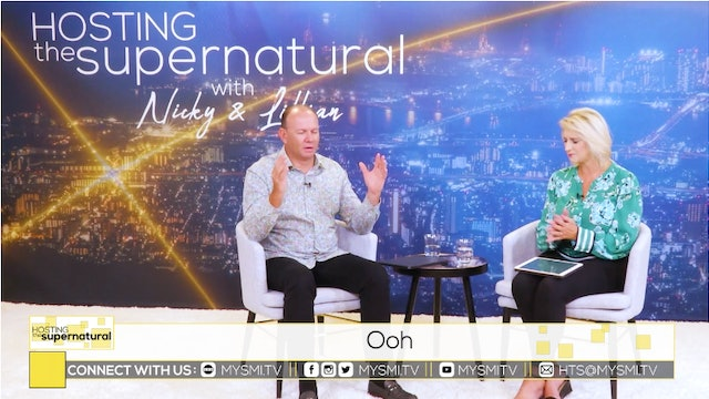 Hosting The Supernatural With Nicky & Lillian (09-27-2020)