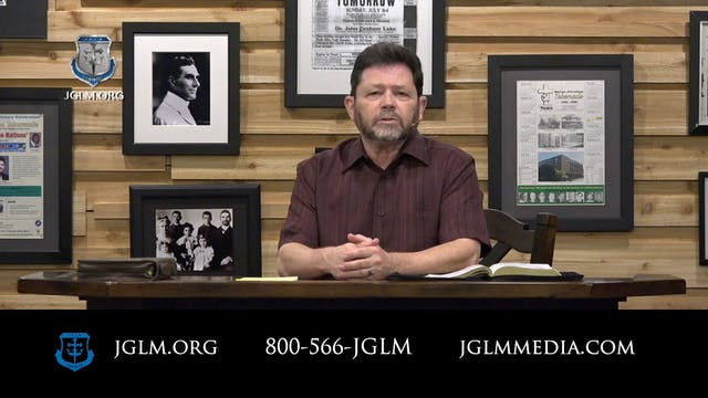 John G Lake Ministries (11-05-2020)