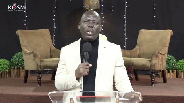 Kingdom Of Sons Ministries (08-23-2020)