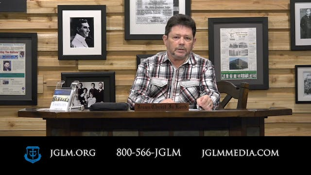 John G Lake Ministries (08-31-2020)