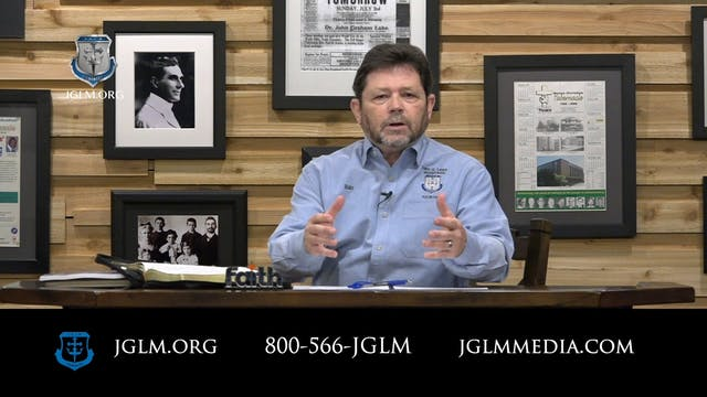 John G Lake Ministries (10-21-2020)