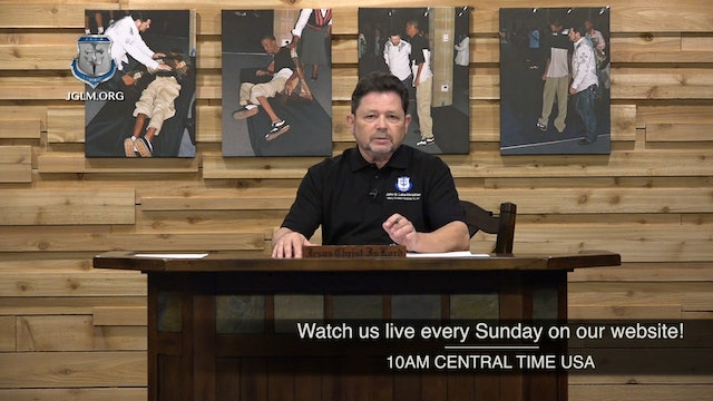 John G Lake Ministries (07-21-2020)