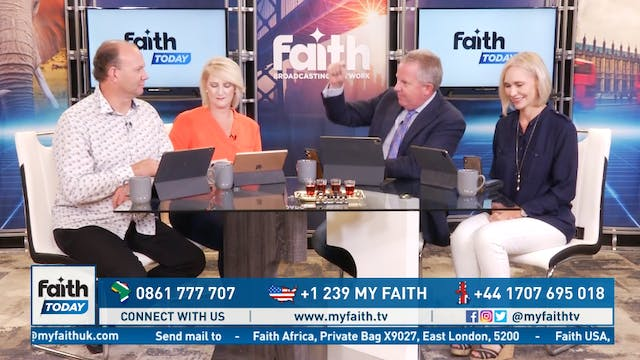 Faith Today Special (07-16-2020)