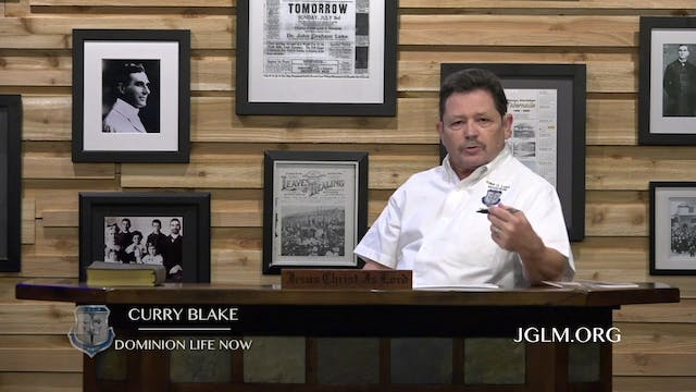 John G Lake Ministries (04-02-2020)