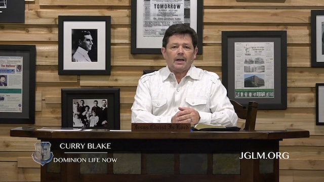 John G Lake Ministries (06-29-2020)