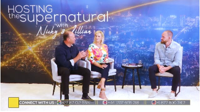 Hosting The Supernatural (11-16-2020)