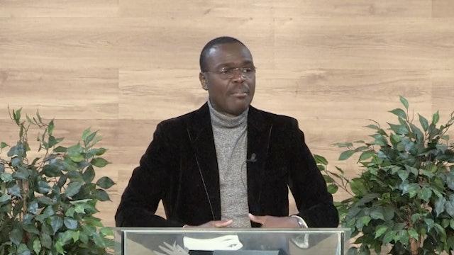 Divine Restoration Ministries (11-01-2020)