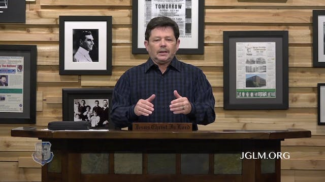 John G Lake Ministries (06-26-2020)