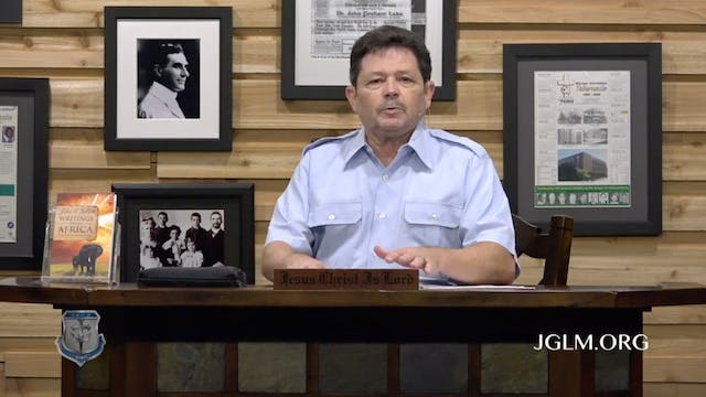 John G Lake Ministries (06-22-2020)