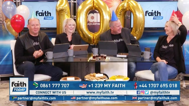 Faith Today Special (06-25-2020)