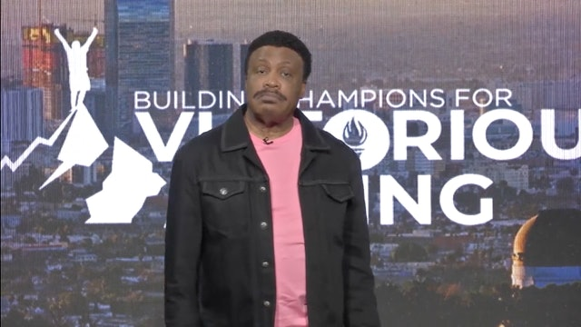 Building Champions (11-15-2020)