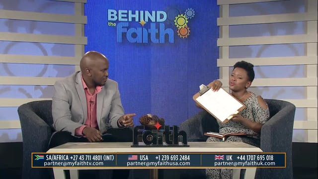 Behind The Faith (03-05-2020)