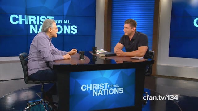 Christ For All Nations (03-08-2020)