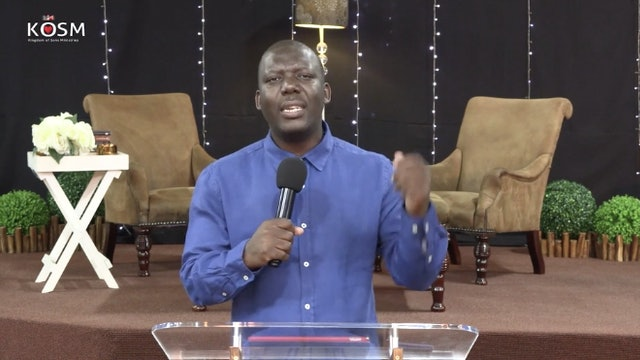 Kingdom Of Sons Ministries (09-27-2020)