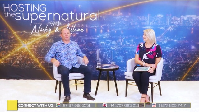Hosting The Supernatural With Nicky & Lillian (08-16-2020)