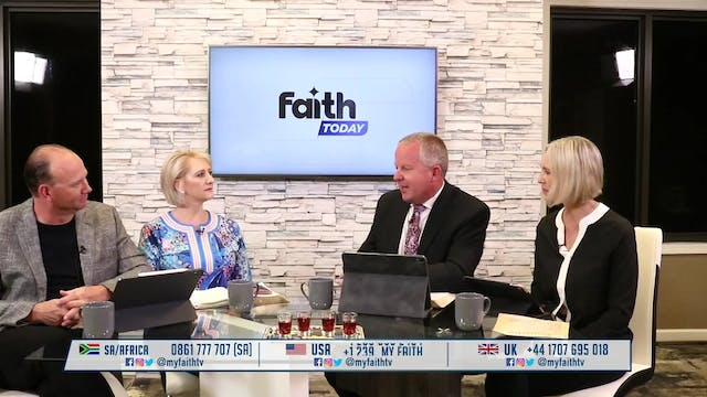 Faith Today Special (03-22-2020)
