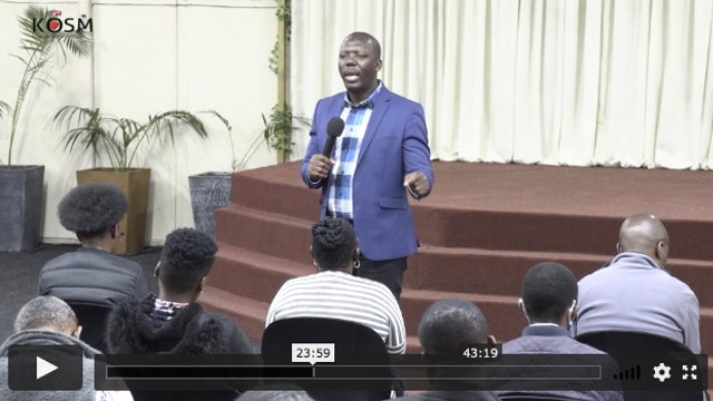 Kingdom Of Sons Ministries (10-25-2020)
