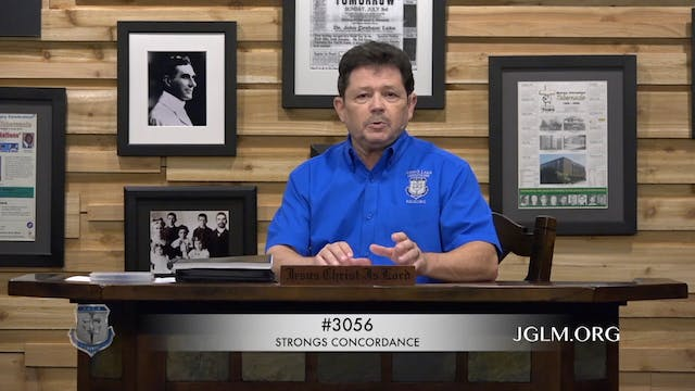 John G Lake Ministries (06-15-2020)