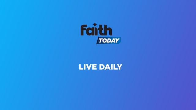 Faith TODAY Special