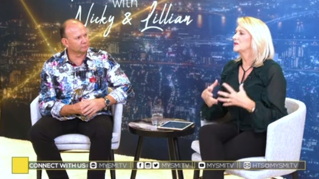 Hosting The Supernatural  With Nicky & Lillian(11-15-2020)