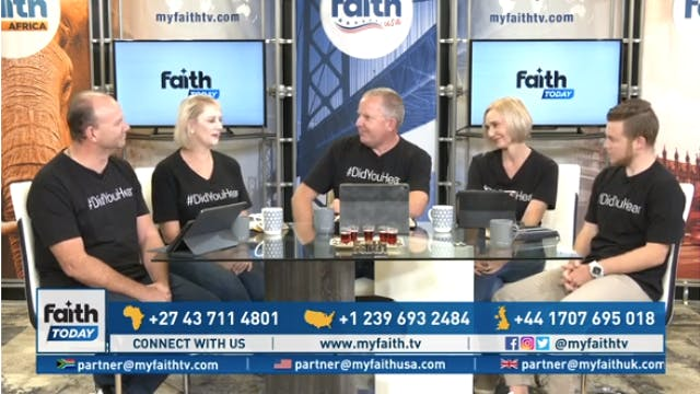 Faith Today Special (05-22-2020)