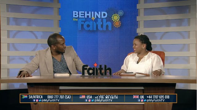 Behind The Faith (01-29-2020)